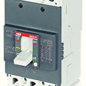 Interruptor 690 volts CA y 250 Volts CD, número de serie 1251SDA066499R1. Pérdida de potencia:en condiciones nominales de operación por poste 4 W.