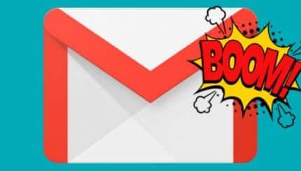 Los usuarios podrán configurar la duración del correo. Los correos no se podrán imprimir o copiar y el destinatario decidirá en cuanto tiempo se destruirán.