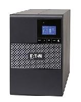 UPS marca EATON con potencia de salida de 1000V/770W 8 Contactos, número de serie 5P1000. Tecnología ABM (la carga en 3 etapas extiende la vida útil de la batería en un 50 %