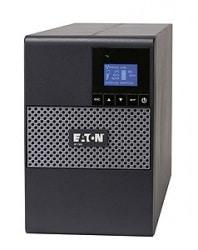 UPS marca EATON, con capacidad de 1550VA/1100W, modelo 5P1550G. Ofrece potencia de respaldo confiable de clase empresarial en forma de torre y montaje.
