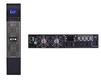 UPS interactivo marca EATON 5PX con capacidad de 1000VA/1000W, número de serie 5PX1000RT. Regulación de Voltaje en Servicio 102–132 Vac.