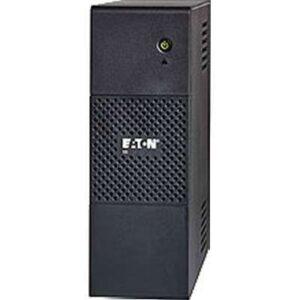UPS interactivo marca EATON 5S con capacidad de 700VA/420W, número de modelo 5S700G. la carga en 3 etapas extiende la vida útil de la batería en un 50%