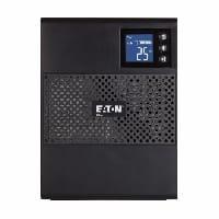 UPS marca EATON con capacidad de 1500V/1080W, tiene 8 contactos, número de modelo 5SC1500G. la carga en 3 etapas extiende la vida útil de la batería en 50%