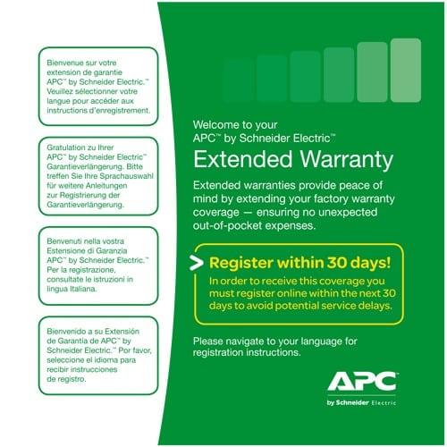 Ext. de la Garantía Symmetra para modelo PX 40 de capacidad de 40 KVA, número de serie WOE1YR-PX-24. Incluye Servicio de Emergencia 5x8.