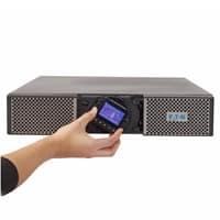 UPS marca EATON on line, serie 9PX con capacidad de 1500VA/1350W, número de serie 9PX1500GRT. Apagado remoto de emergencia (REPO) ROO / RPO.