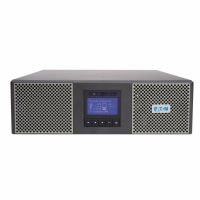 UPS marca EATON modelo 9PX con capacidad de 3000VA/3000W, número de serie 9PX3K3UN. COMUNICACIÓN Web / SNMP en el puerto de expansión MiniSlot.