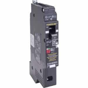 Interruptor Circuito 480V, número de serie ECB14030G3. Tecnología de unidad de disparo Termomagnético, estándar, LI. Corriente nominal de línea 30 A.