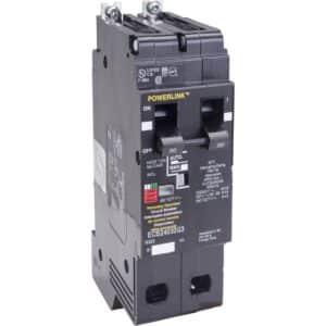 Interruptor Circuito 30AMP, número de serie ECB24030G3. Tecnología de unidad de disparo Termomagnético, estándar, LI. Corriente nominal de línea 30 A
