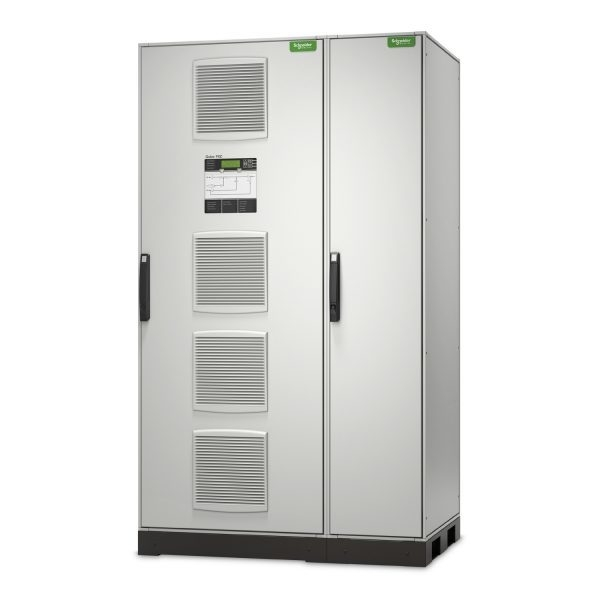 UPS Gutor PXC 208/208 V 75KW 8 min de respaldo GUPXC75FS. Protección de energía mediante unidad UPS trifásica, compacta, de alto rendimiento.