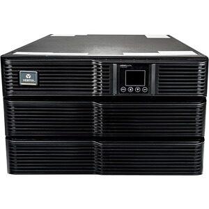 UPS GXT4-8000RT208 SAI Online de Conversión Dual Liebert GXT - 8kVA/7.20kW - 6U Montable en bastidor - 120V AC Entrada - 120V AC, 208V AC Salida.