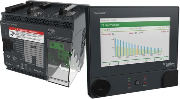 Medidor con Pantalla Remota RD192, B2B-ION92040, marca Power Logic para equipos de montaje, pantalla remota, adaptador de pantalla remota.