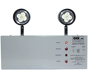 Lámpara de emergencia industrial EEI-12 New light EEISA