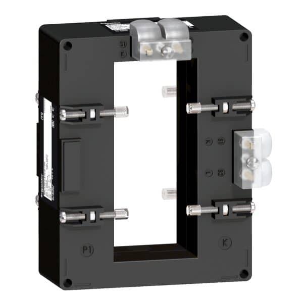 Transformador de corriente 4000/5 METSECT5DC400. Transformador de corriente tropicalizado 4000/ 5 doble salida para barras 52x127