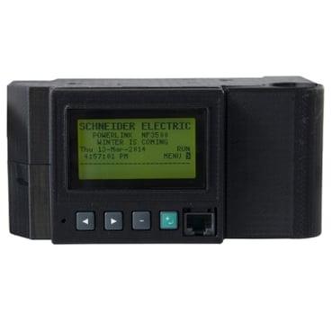 Controlador powerlink G4, número de serie NF3500G4. Los sistemas Powerlink G4 cuentan con un potente Controlador basado en microprocesador.
