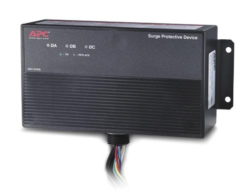 Supresor de Picos de 80KA, número de serie PMG2X-A. Pico de corriente en modo normal 80 (/PH) kAmpsPico de corriente en modo común 40 kAmps.