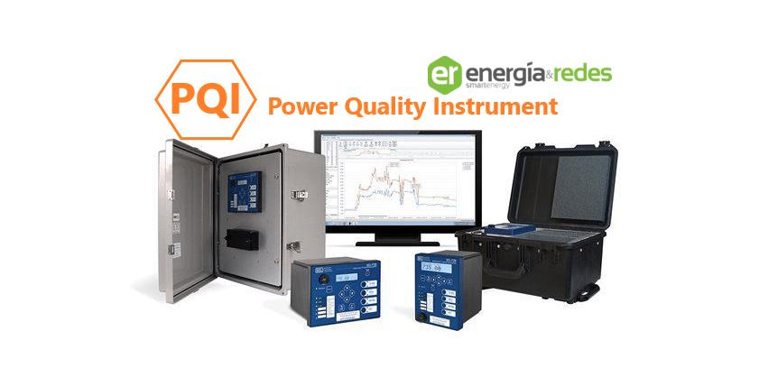 """Lider en soluciones de gestion energetica. """"Instrumento de calidad de energía (PQI)"""" la cual se encarga de resolver este problema"""