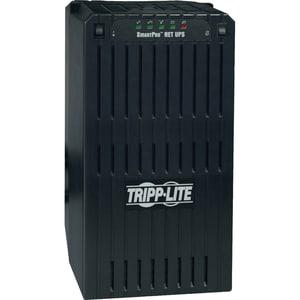 UPS Interactivo con capacidad de 3000VA/ 2400W, SMART3000NET. Tasa de Recarga de Baterías (Baterías Incluidas) Menos de 9 horas de 10% a 90%.