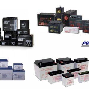 Baterias Individuales