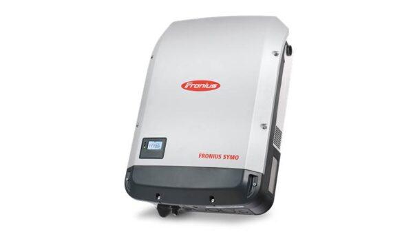 Fronius Symo 24.0-3 480 LITE I00097. Con capacidad máxima de corriente de salida continua a 480 V28,9 A y capacidad del interruptor de OCPD/AC 480 V, 40 A