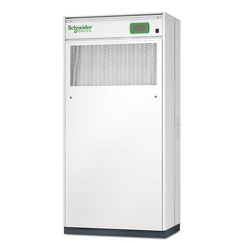 Aire acondicionado de precisión SDAV0601A. Direct expansion air cooled units - Downflow - EC. Schneider. Control por microprocesador Mp40.